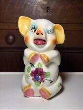 """Vintage Piggy Bank """"Break a Bank"""" Made in Japan"""