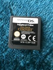 Lord Of The Rings Conquest Nintendo DS