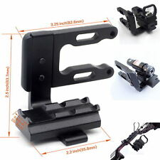 3 Model Compound Bow Scope Laser Rail Mount Adapter Steady Set Archery Accessory