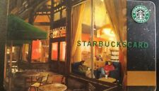 TWILIGHT RETREAT CAFE Starbucks Gift Card - copyright 2007 - Series 6052    (S)