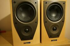Mission M71i speakers - Beech
