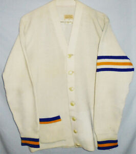 1950's -Schneider Knit- Vintage Wool Letterman/Varsity/Award Sports Sweater