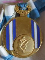 MED10805 - MEDAILLE DE TIR 1977 ILE DE FRANCE