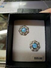Montana silversmith jewelry earrings