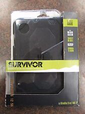 "Griffin GB36274 Survivor Case Stand for 7"" Kindle Fire HD 2012 Model NEW SEALED"