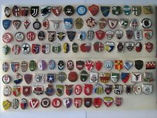 lotto 115 pins SERIA A FOOTBALL CLUB FC lot spille calcio italy italia