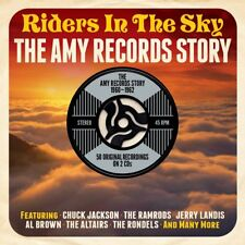 Riders In The Sky - The Amy Records Story 2CD NEW/SEALED