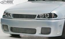 RDX Motorhaubenverlängerung Opel Astra F Böser Blick aus Metall zum anschweißen