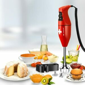 Unold Stabmixer ESGE-Zauberstab® E 120 S Select,  rot 120 Watt