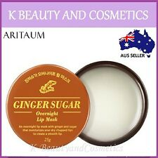 [ARITAUM] Ginger Sugar Overnight Lip Mask 25g Sleeping Lip Balm Amore Pacific