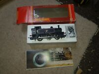 OO Gauge Hornby Railways R302 BR Class 3F Jinty 0-6-0 Tank Locomotive Boxed