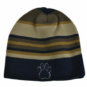 NCAA South Alabama Jaguars Cuffless Knit Hat Olive Blue Khaki Skull Toque Beanie