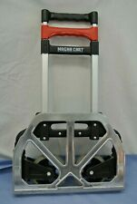 Magna Cart Folding Dolly Hand Truck Cart, Collapsible Handle Folding