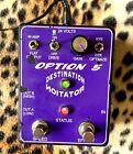 OPTION 5  Destination Rotation Leslie Rotating Speaker Simulator & power supply for sale