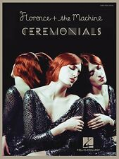 FLORENCE AND THE MACHINE - Ceremonials *NEW* PVG, Piano / Vocal / Guitar, Book