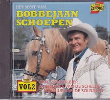 Bobbejaan Schoepen-Het Beste Van cd album