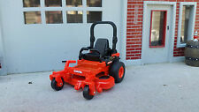 Kubota Ride-On Mower 1/25 Scale G Scale Diorama Accessory Item