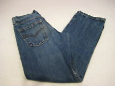 LEVIS 514 Regular 27/27 Sz 14 Straight Fit Blue 5 Pocket Jeans EUC Free Ship Boy