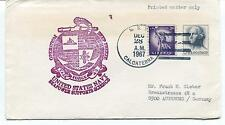 1967 US Navy Deep Freeze Seapower Supports Science Task Force Calcaterra Cover