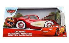 JADA DISNEY PIXAR CARS CRUISING MCQUEEN 1/24 DIECAST Car RED 98101