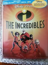 The Incredibles Viva Metal Box (steelbook-like) Future Shop * Read *
