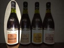 Bottiglia di vino Canonau del 1969 – Sella e Mosca