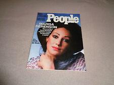 People - March 8, 1976 - Marisa Berenson Cover - Mel Blanc - John Kennedy, Jr.