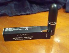 "Mac Cosmetics Limited Edition Collection ""Hautecore"" Matte Lipstick Bnib"