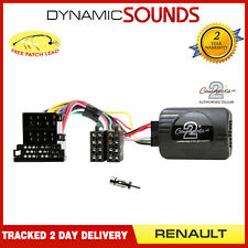 Connects2 CTSRN003AA Stalk Control Adaptor + Aerial For Renault Trafic 2000-2005