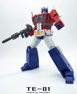 Transform Element TE-01 Optimus Prime Figure Reissued