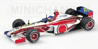 MINICHAMPS 430 000073 & 990022 BAR F1 model car Zonta Villeneuve 1999 /2000 1:43