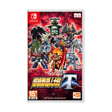 Super Robot Wars T Nintendo Switch 2019 English Chinese Japanese Factory