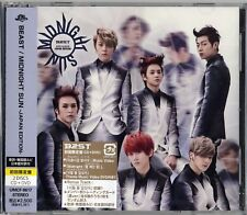 BEAST-MIDNIGHT SUN JAPAN EDITION-JAPAN CD DVD BONUS TRACK LTD F25