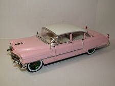 GREENLIGHT 1955 CADILLAC FLEETWOOD PINK ELVIS 1/24 84092 CHASE CAR GREEN WHEELS