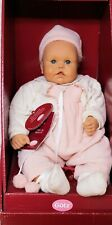Gotz Baby Doll  Nicole with Original Outfit and Box Marked #1 in the Edition