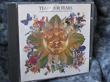 "TEARS FOR FEARS  ""TEARS ROLL DOWN"" (GREATEST HITS 82-92)  IMPORT CD"