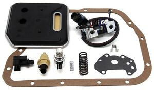 Solenoid Service & Upgrade Kit  46RE 47RE 48RE A-518 2000-On Heavy-Duty (21450)*