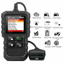 Launch OBD2 Engine Light Car Code Reader Scanner Black Body Diagnostic Tool