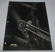 2006 GT Bicycle Catalog, GTR I-Drive DHi, Zaskar, iT1 Avalanceh, Road & Mountain