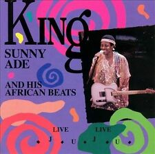 Live Live Ju Ju King Sunny Ade & His African Beats (CD) (49)