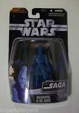 STAR WARS 2006 SAGA COLLECTION HOLOGRAPHIC KI-ADI-MUNDI #027 MOC FREE SHIPPING!!