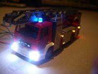 S068 LED Beleuchtungsset Feuerwehr Beleuchtung Licht Set LEDs Einsatzfahrzeuge