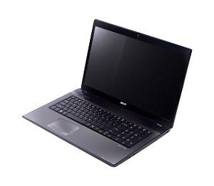 Acer Aspire 7741G 17,3 Zoll Notebook/Laptop - Individuelle Konfigurationen