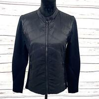 Harley-Davidson Women's Jacket Black quilted nylon  99264-19VW Size M NEW