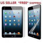 IPM01 1x 2x 3x5x Apple iPad Mini Front Clear Screen Protector Anti-Scratch Cover