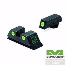 NEW Meprolight Glock 10mm 40SW 45ACP NIGHT Sights Green ML-10222 *FAST SHIP*!!