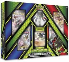 Pokemon TCG Zygarde EX Collection Box Sealed 4 Booster Packs, Promo, and Figure