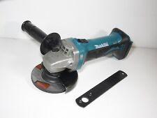 Makita LXT BGA452 18V Cordless Angle Grinder fully working 115mm BARE