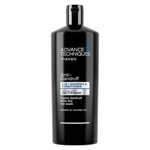 (1L/7,98€) AVON Anti-Schuppen 2-in-1 Shampoo & Spülung mit Zinkpyrithion 700 ml