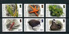 Tristan da Cunha 2016 MNH Biodiversity Pt 2 6v Set Birds Plants Insects Stamps